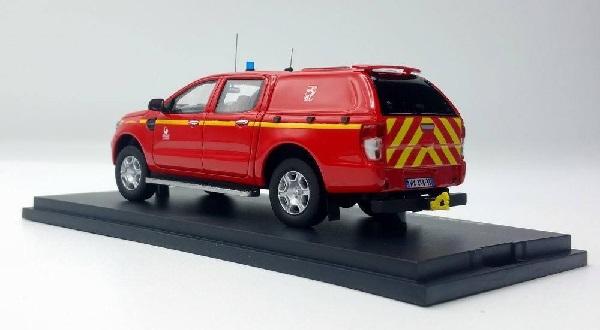 Ford ranger 2016 sdis35 1 43 pompiers alarme autominiature01 2