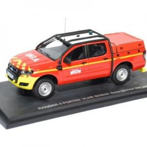 Ford Ranger double cabine 2016 sapeurs Pompiers SDIS 33 Gironde Biganos VLHR