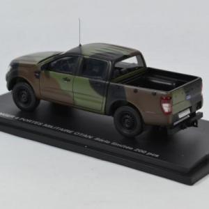 Ford ranger doucle cab armee francaise 2016 alarme 1 43 0017 autominiature01 2