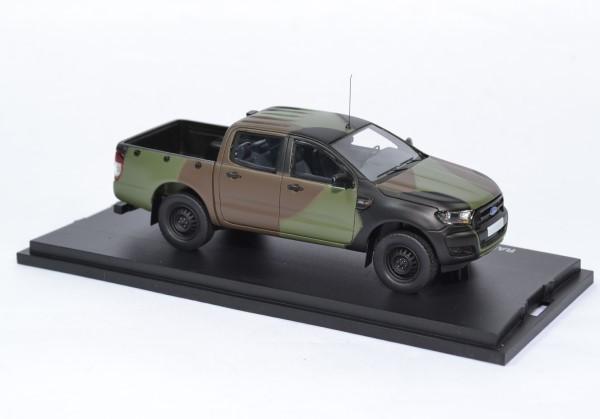 Ford ranger doucle cab armee francaise 2016 alarme 1 43 0017 autominiature01 3
