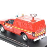 Ford ranger pompier aerodrome niort sdis 79 alarme 1 43 autominiature01 0035 2
