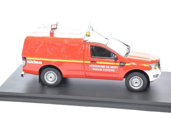 Ford ranger pompier aerodrome niort sdis 79 alarme 1 43 autominiature01 0035 3