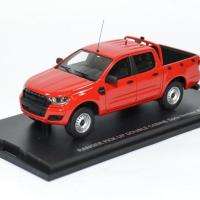 Ford ranger rouge decalques 2016 alarme 1 43 0001 autominiature01 1