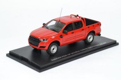 Ford Ranger 2016 avec décalques différents Sapeurs Pompiers