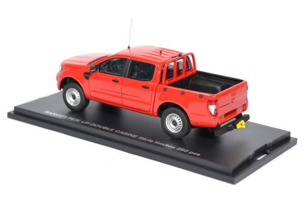 Ford ranger rouge decalques 2016 alarme 1 43 0001 autominiature01 2