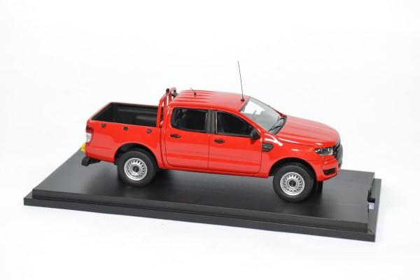 Ford ranger rouge decalques 2016 alarme 1 43 0001 autominiature01 3