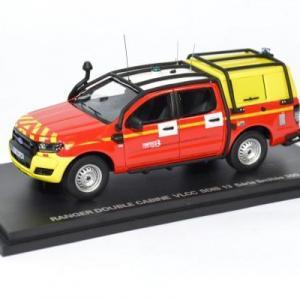 Ford Ranger double cabine 2016 Sapeurs Pompiers SDIS13 Bouche du Rhone VLCC