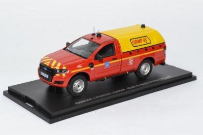 Ford Ranger 2 portes Sapeurs Pompiers GRIMP 45 Loiret