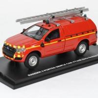 Ford ranger sapeurs pompiers vtuhr alarme 1 43 0032 autominiature01 1