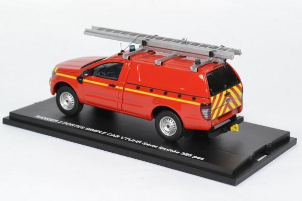 Ford ranger sapeurs pompiers vtuhr alarme 1 43 0032 autominiature01 2