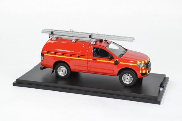 Ford ranger sapeurs pompiers vtuhr alarme 1 43 0032 autominiature01 3