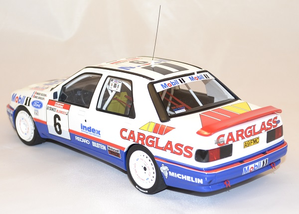 Ford sierra cosworth delecour ottomobile 1 18 autominiature01 2