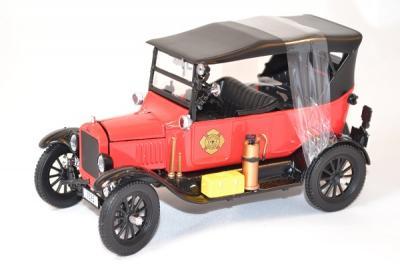 Ford model T 1925 Capitaine des pompiers 1/24 Sunstar sun1902