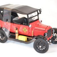 Ford t capitaine pompier 1 24 miniature sunstar 1925 autominiature01 com 2
