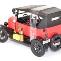 Ford t capitaine pompier 1 24 miniature sunstar 1925 autominiature01 com 3