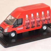 Ford transit coca cola 1 76 oxford 013cc rouge autominiature01 com 1