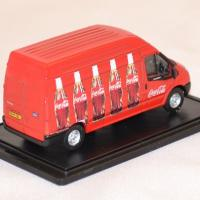 Ford transit coca cola 1 76 oxford 013cc rouge autominiature01 com 3