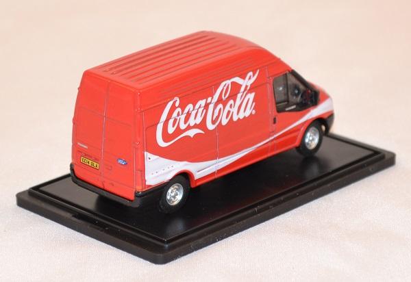 Ford transit coca cola light 1 76 oxford 014cc autominiature01 com 3
