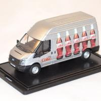 Ford transit coca cola light 1 76 oxford 018cc autominiature01 com 1