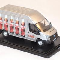 Ford transit coca cola light 1 76 oxford 018cc autominiature01 com 2