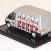 Ford transit coca cola light 1 76 oxford 018cc autominiature01 com 3