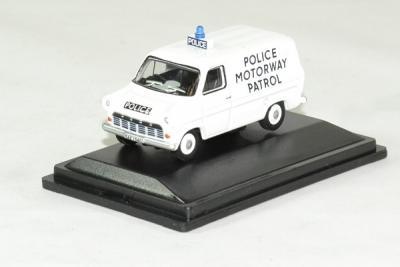 Ford transit MKI Police motorway patrol (gwent)