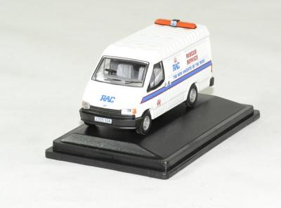 Ford transit MKIII RAC Rescue Service