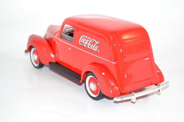 Ford van fourgonnette 1940 coca cola 385673 1 18 autominiature01 com 3