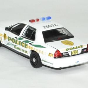 Frod crown victoria police csi miami 1 43 greenlight autominiature01 2