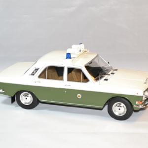Gaz volga m24 police allemagne 1 18 1972 mcg autominiature01 3