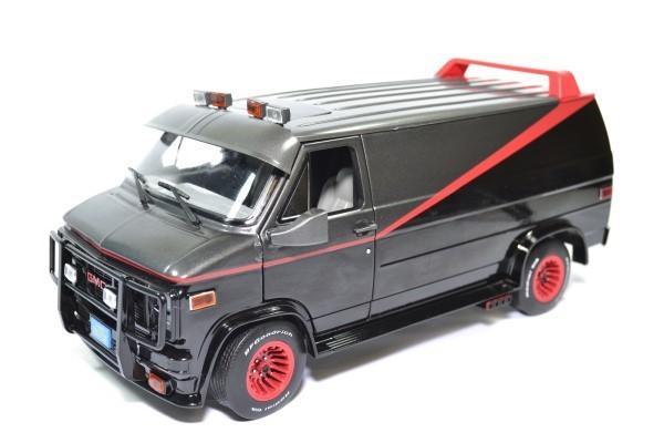 Gmc vendura 1983 agence tous risques a team greenlight 1 18 autominiature01 1 1