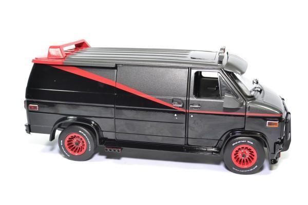 Gmc vendura 1983 agence tous risques a team greenlight 1 18 autominiature01 3