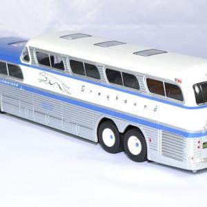Greyhound scenicruiser bus 1956 ixo 1 43 autominiature01 2