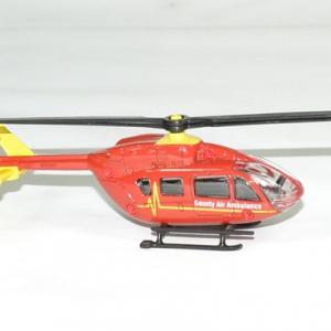 Helicoptere ec 145 pompier siku 1 64 autominiature01 2