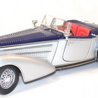 Horch 855 roadster 1939 miniature sunstar 1 18 autominiature01 com 1
