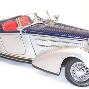 Horch 855 roadster 1939 miniature sunstar 1 18 autominiature01 com 2