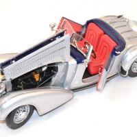 Horch 855 roadster 1939 miniature sunstar 1 18 autominiature01 com 3