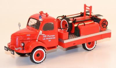 Hotchkiss PL20 4X4 Sapeurs Pompiers CCF Le perreon