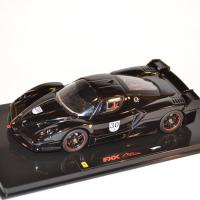 Hotwheels elite 1 43 ferrari fxx m schumacher edition limit e miniature gt automobile autominiature01 1