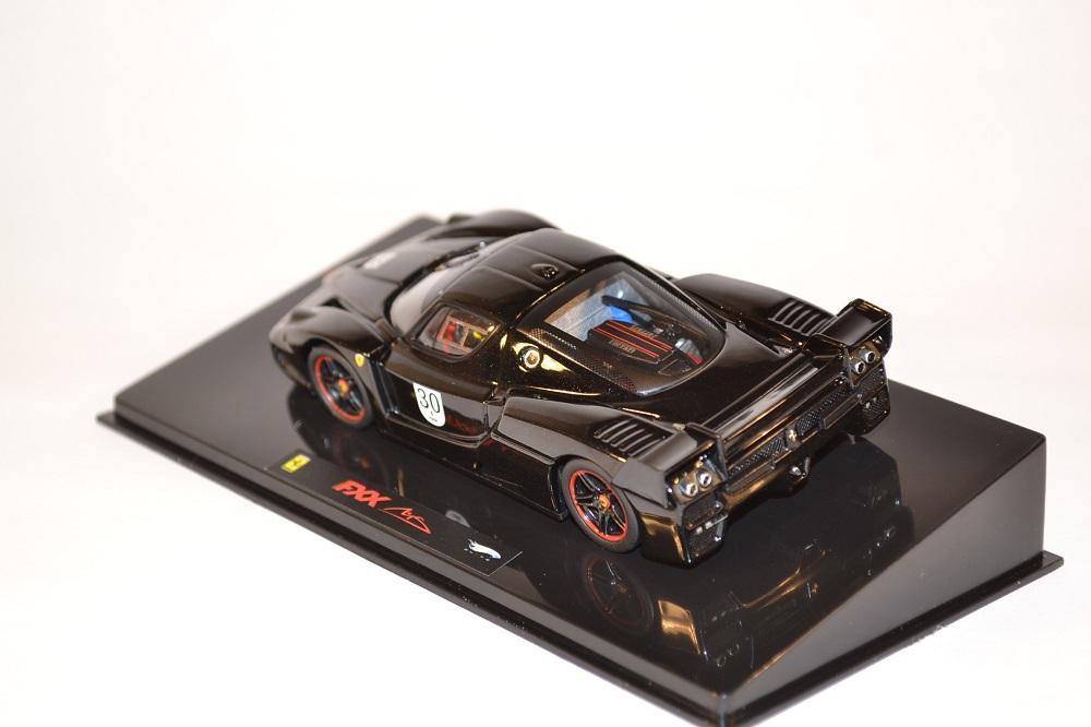 Hotwheels elite 1 43 ferrari fxx m schumacher edition limit e miniature gt automobile autominiature01 2
