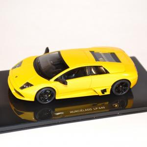 Hotwheels elite 1 43 lamborghini murcielago lp 640 miniature gt automobile autominiature01 1