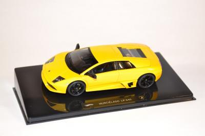 Lamborghini Murcielago LP 640 miniature Hotwheels Elite 1-43