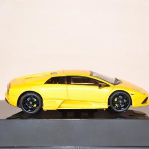 Hotwheels elite 1 43 lamborghini murcielago lp 640 miniature gt automobile autominiature01 2