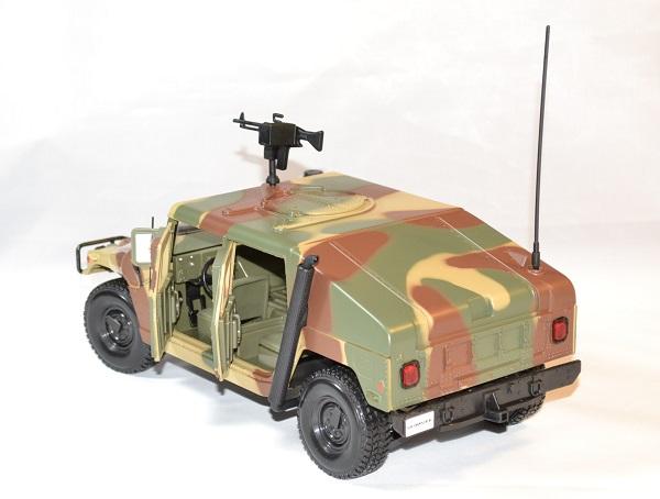 hummer humvee h1 us army miniature maisto 1 18. Black Bedroom Furniture Sets. Home Design Ideas