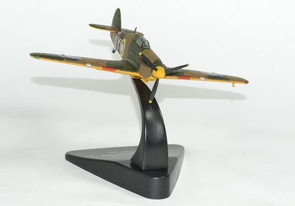 Hurricane hawker 1940 mk1 1 72 oxford autominiature01 1