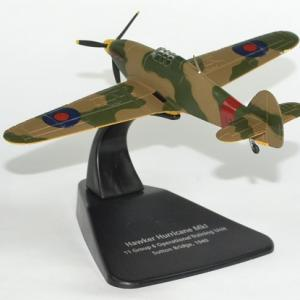 Hurricane hawker 1940 mk1 1 72 oxford autominiature01 3