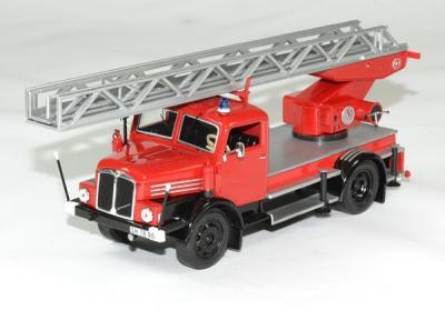 IFA S4000 DL Grande echelle 1962 pompiers