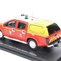 Isuzu d max pompier vltt sdis 07 alarme 1 43 autominiature01 alarme0028 2