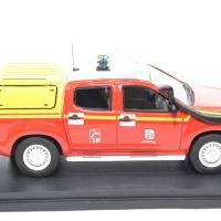 Isuzu d max pompier vltt sdis 07 alarme 1 43 autominiature01 alarme0028 3