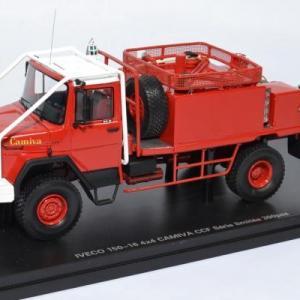 Iveco 150-16 4x4 Camiva CCF Sapeurs Pompiers